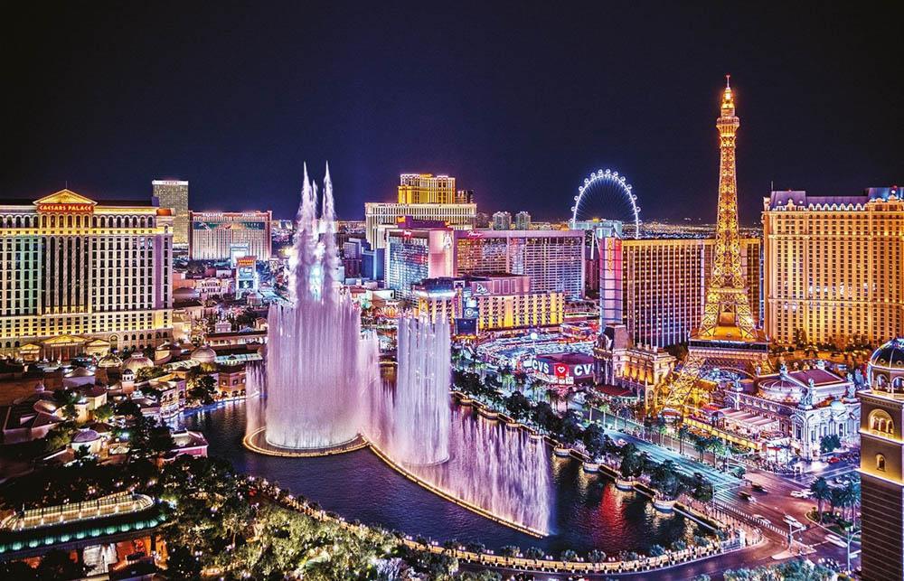 Las Vegasin En Unlu Casino Hotelleri Nelerdir